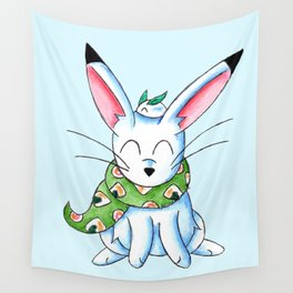 Wintertaku Wall Tapestry