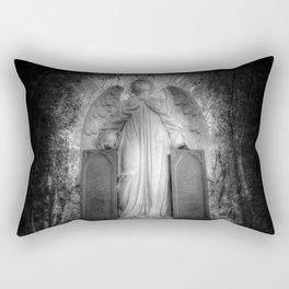 Angel Watching Over You Rectangular Pillow