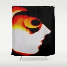 Fisheye Shower Curtain