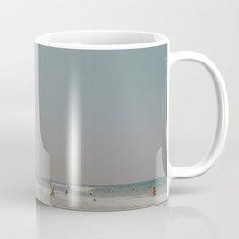 Surfer's Beach Coffee Mug
