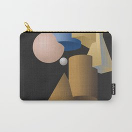 Girl with a Pearl Earring Hommage Parody Carry-All Pouch