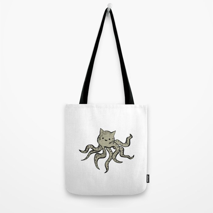 minima - octopuss Tote Bag