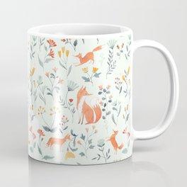 Fox & Kits Coffee Mug