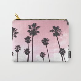 Palms & Sunset Carry-All Pouch
