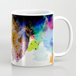 Bird standing on a tree Coffee Mug