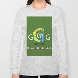 Strange Little Birds Long Sleeve T-shirt
