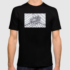 Bombay for Wash Black MEDIUM Mens Fitted Tee