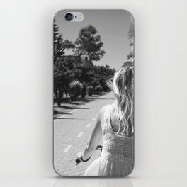 Ride or Die iPhone Skin