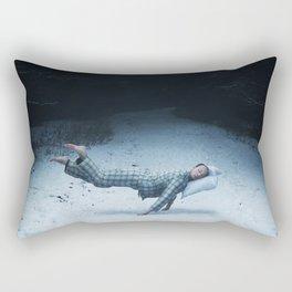 An Underwater Spell Rectangular Pillow