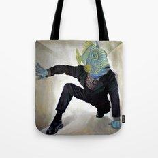 Superfish Tote Bag