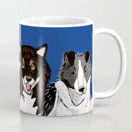 Karafuto Ken - Sakhalin husky Coffee Mug
