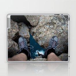 It's a long way down Laptop & iPad Skin