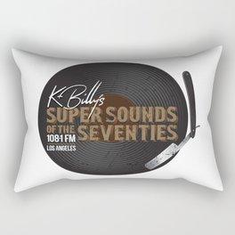 K - Billy´s Super Sounds of the Seventies Rectangular Pillow
