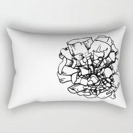 ARAGONITE! Rectangular Pillow
