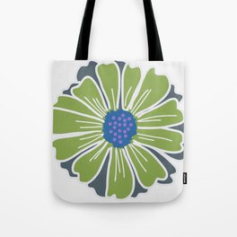 Daisies - the friendly flower Tote Bag