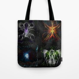 Undefined Emotions Tote Bag