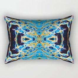 Ancient Serpent from the Highlands Rectangular Pillow