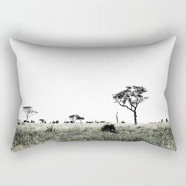 South African Trees Collecton Rectangular Pillow