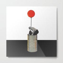simple thing Metal Print