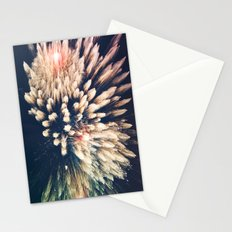 Future lights Stationery Cards