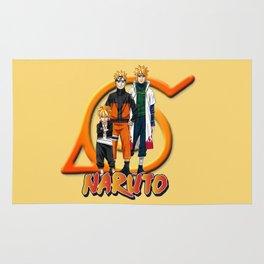 Boruto Naruto Minato Rug