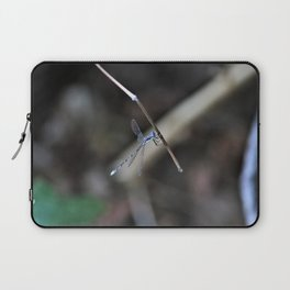 Blue Dragonfly Laptop Sleeve