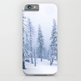 Snow 2.0 iPhone Case