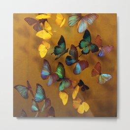Butterflies Released Metal Print