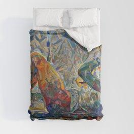 Inspiring Workout | AI Art Comforters