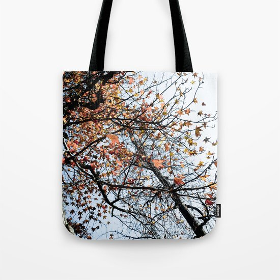 Fall II Tote Bag