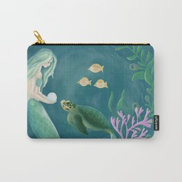 Mermaid's Gift Carry-All Pouch