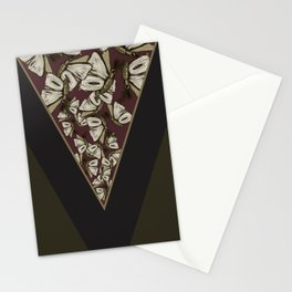 Like Moths to the Light Stationery Cards