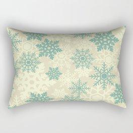 Snowflakes #2 Rectangular Pillow