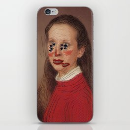 Refined Beauties Abound iPhone Skin