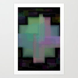 Colors#1 Art Print