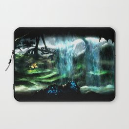 Metroid Metal: Tallon Overworld- Where it All Begins Laptop Sleeve