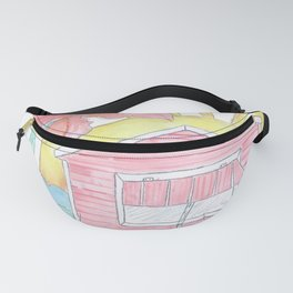 Beach Shack Vibes Fanny Pack