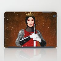 queen iPad Cases featuring Queen by Ed Pires