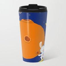 Space Fun Metal Travel Mug