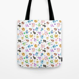Cuties In The Stars Tote Bag