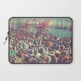 Pier Tetris Laptop Sleeve