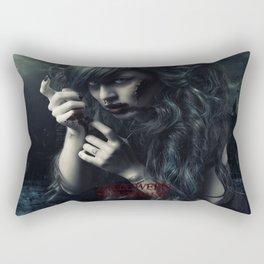Halloween Nightmare Art Rectangular Pillow