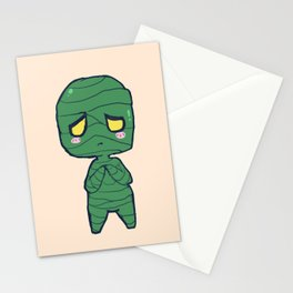 Cute Amumu design Stationery Cards
