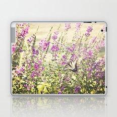 Fields of Butterflies Laptop & iPad Skin