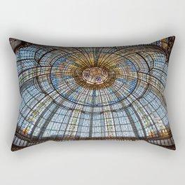 Glass Ceiling Rectangular Pillow