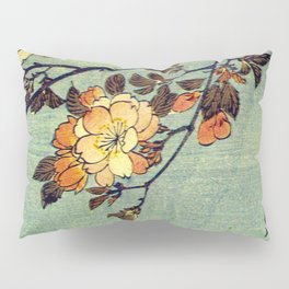 Hiroshige, Springtime In Japan, Thinking Of You Pillow Sham