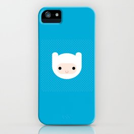 Finn iPhone Case