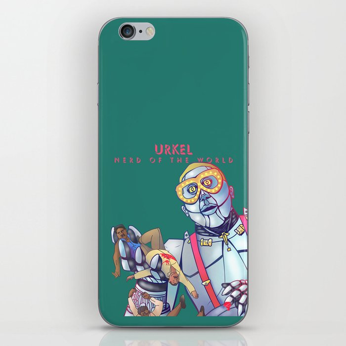 News of the Winslows iPhone Skin