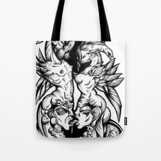 Sea-Horses Tote Bag