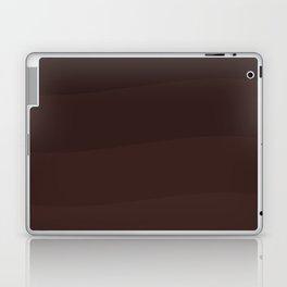 Chocolate waves. Laptop & iPad Skin